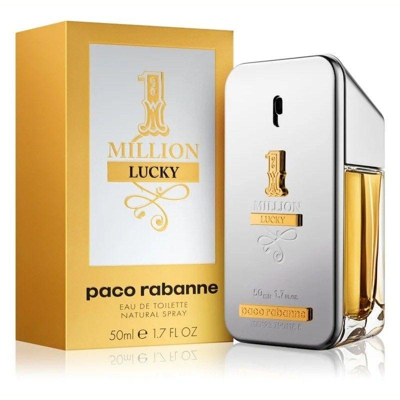 Paco Rabanne 1 Million Lucky Eau de Parfum 50Ml
