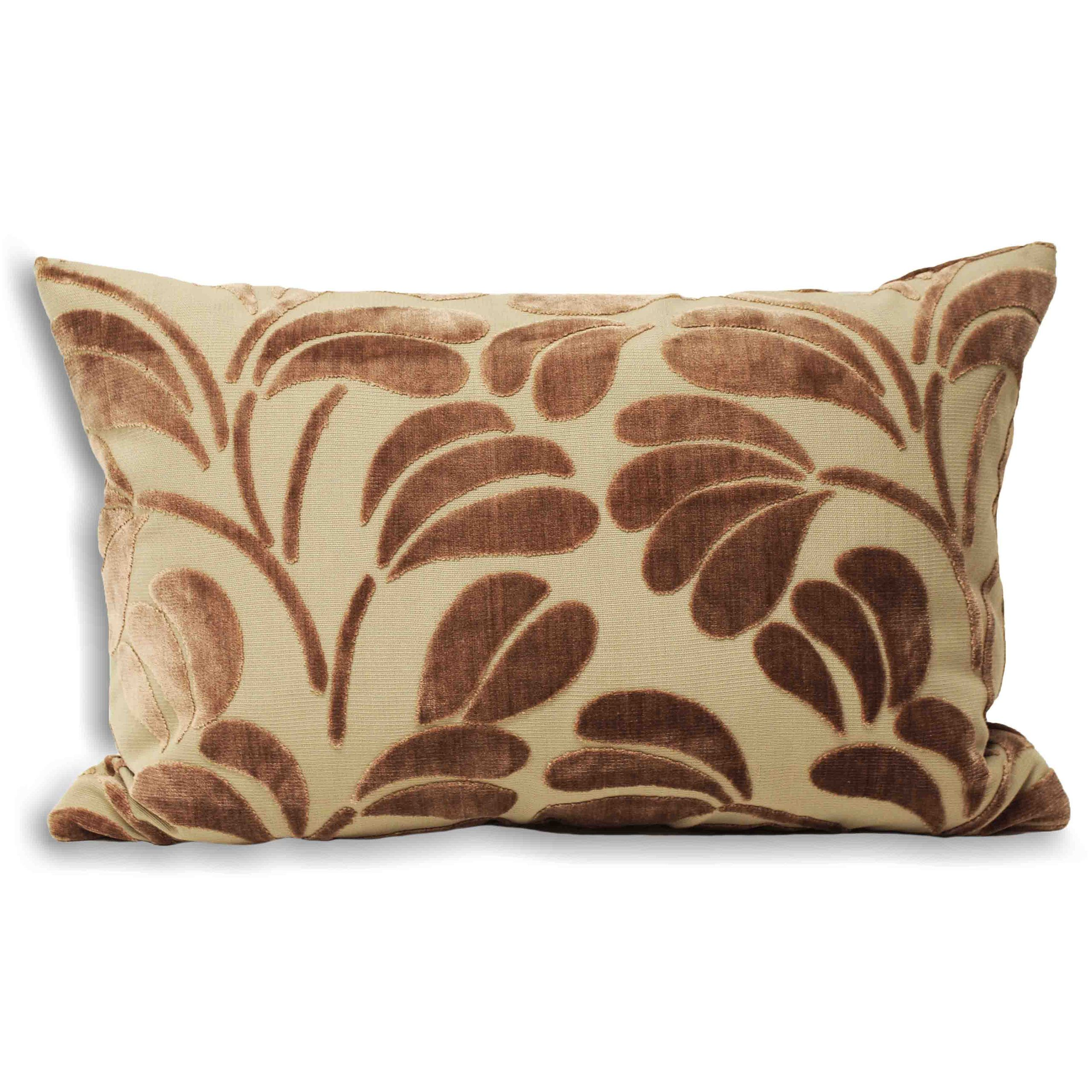 Palm Polyester Filled Cushion