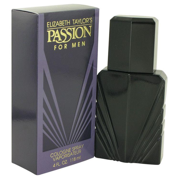 Passion Cologne Spray By Elizabeth Taylor 120 ml