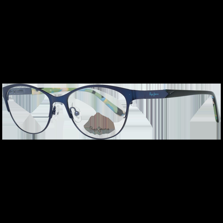 Pepe Jeans Optical Frame PJ1225 C4 52 Jessica Women Blue