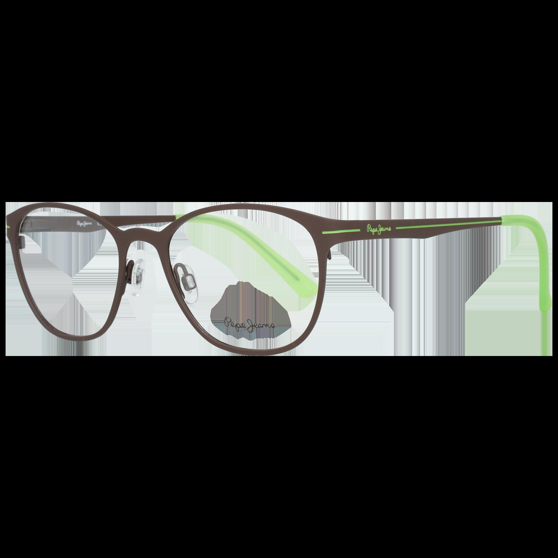 Pepe Jeans Optical Frame PJ1231 C2 52 Luca Men Brown