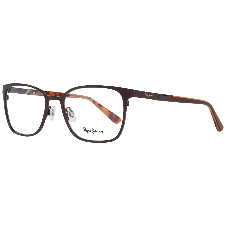 Pepe Jeans Optical Frame PJ1274 C2 53 Tab Men Brown