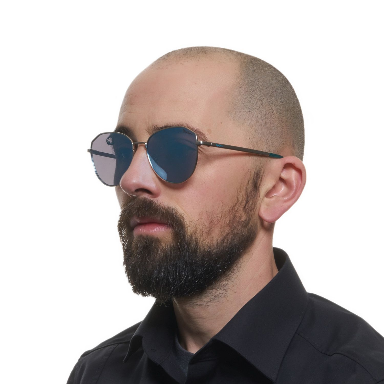 Pepe Jeans Sunglasses PJ5137 C4 55 Keely Women Silver