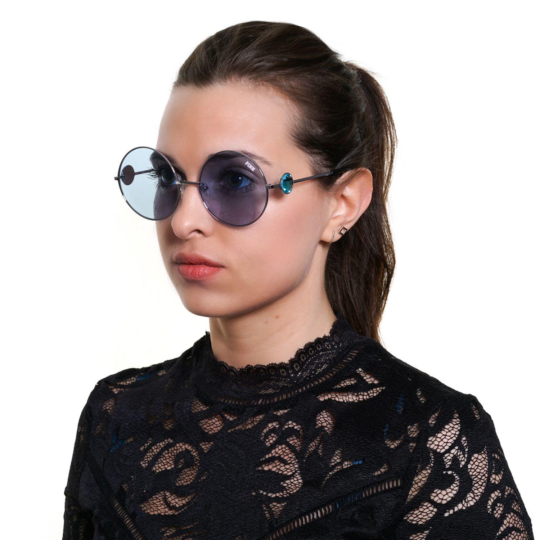 Victoria's Secret Pink Sunglasses PK0006 16X 58 Women Silver