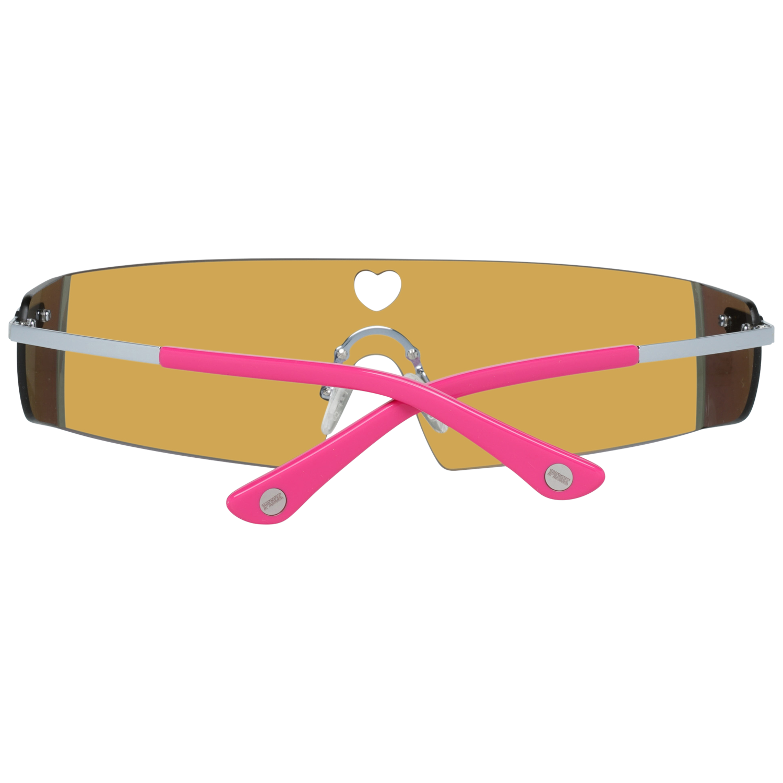Victoria's Secret Pink Sunglasses PK0008 16G 00 Women Silver