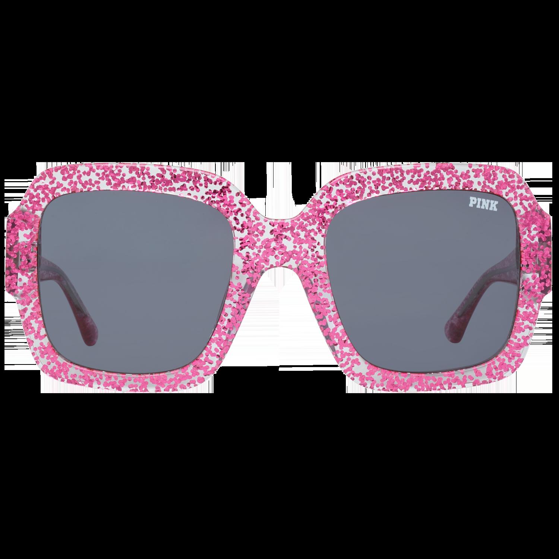 Victoria's Secret Pink Sunglasses PK0010 83A 54 Women Pink