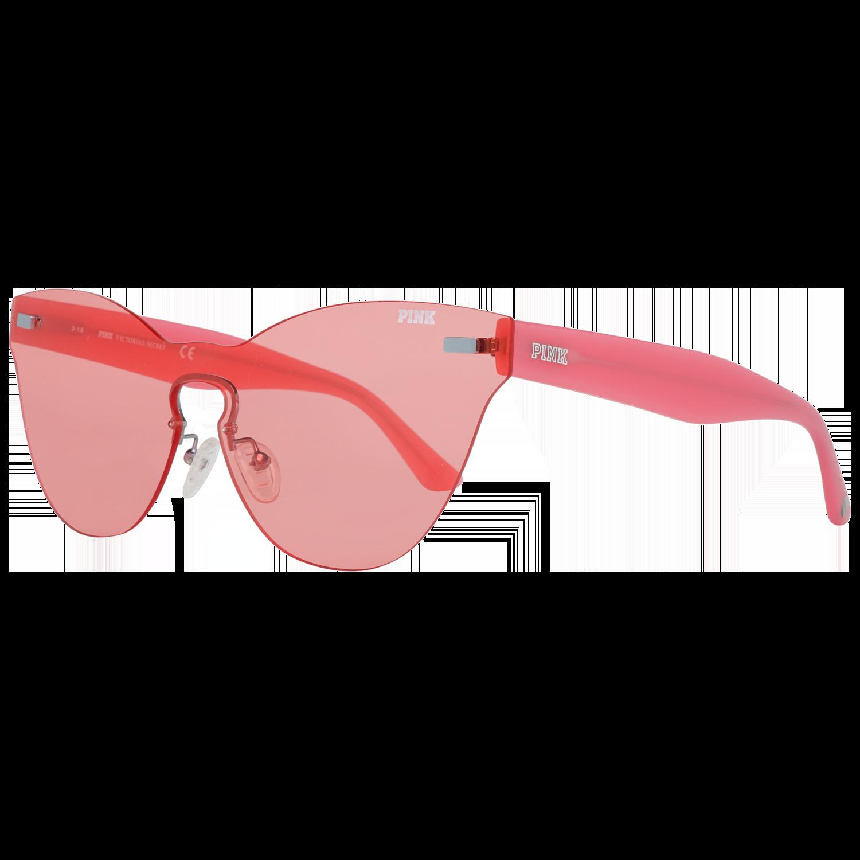 Victoria's Secret Pink Sunglasses PK0011 66S 00 Women Coral