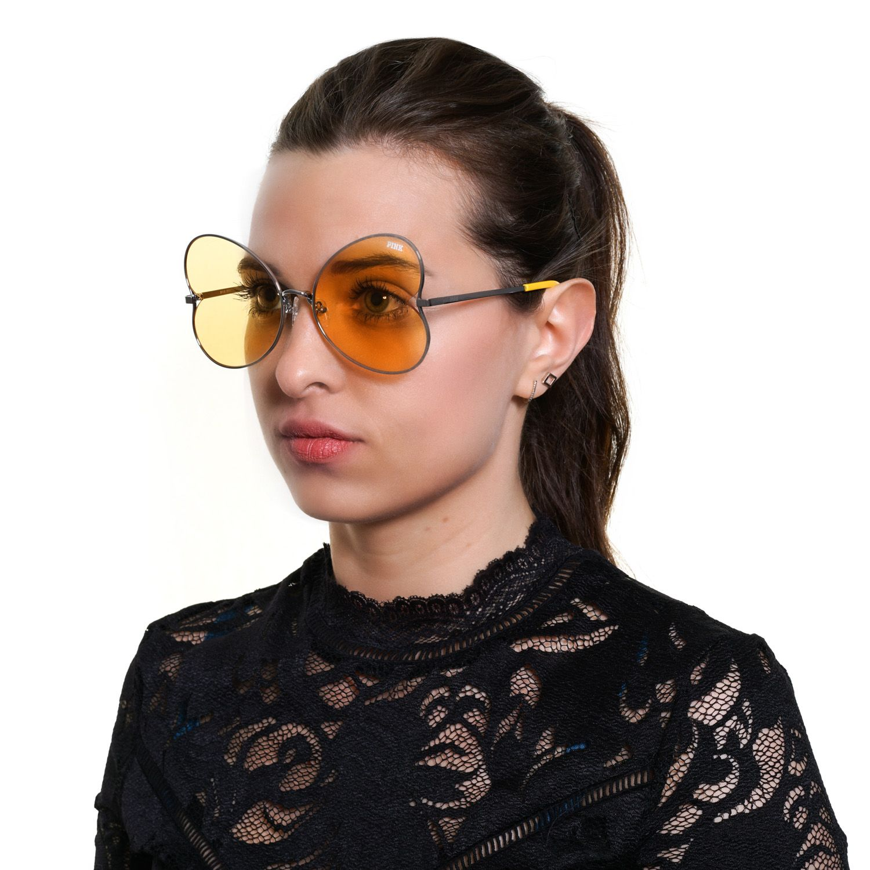 Victoria's Secret Pink Sunglasses PK0012 16G 59 Women Silver