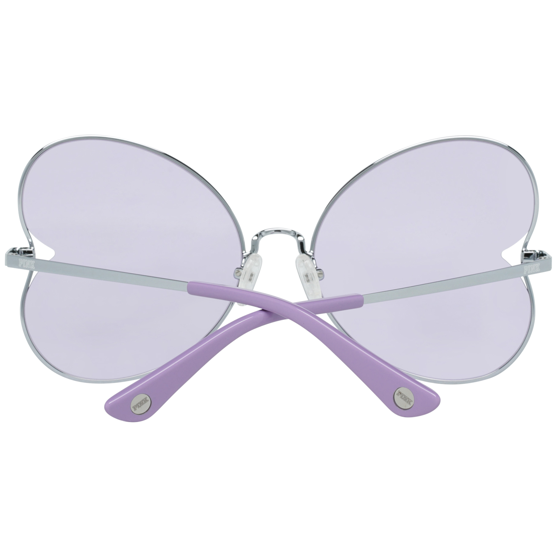 Victoria's Secret Pink Sunglasses PK0012 16Z 59 Women Silver