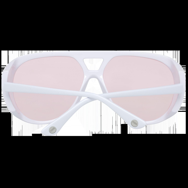 Victoria's Secret Pink Sunglasses PK0013 25T 59 Women White