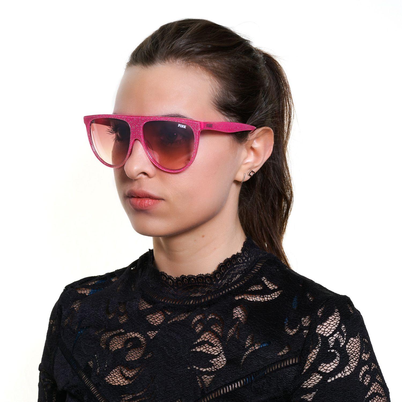 Victoria's Secret Pink Sunglasses PK0015 72T 59 Women Pink
