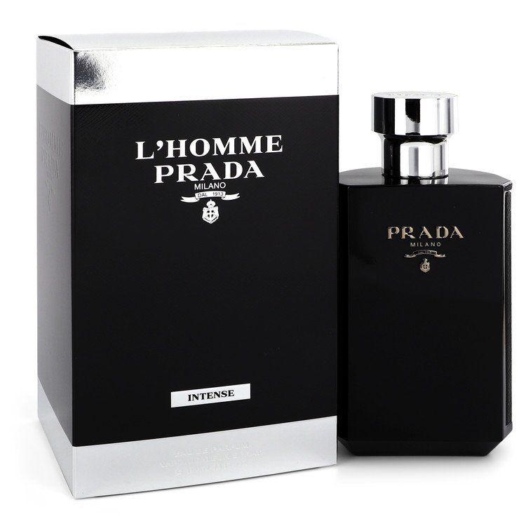Prada L'homme Intense Eau De Parfum Spray By Prada 151 ml