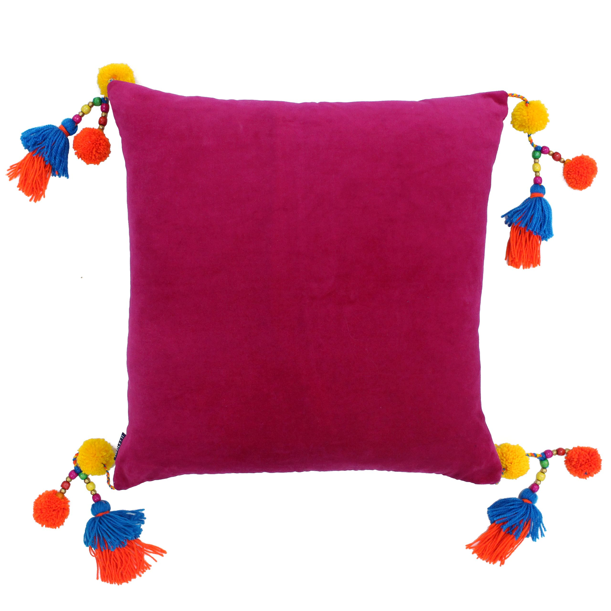 Poco Polyester Filled Cushion