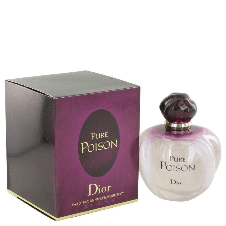 Pure Poison Eau De Parfum Spray By Christian Dior 100 ml