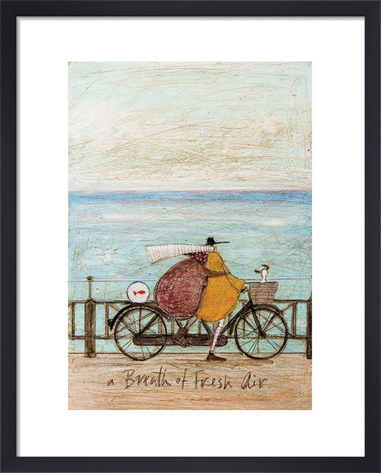 A Breath of Fresh Air by Sam Toft