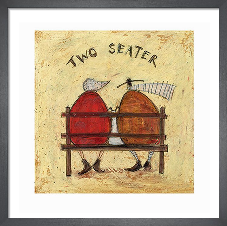Two Seater by Sam Toft