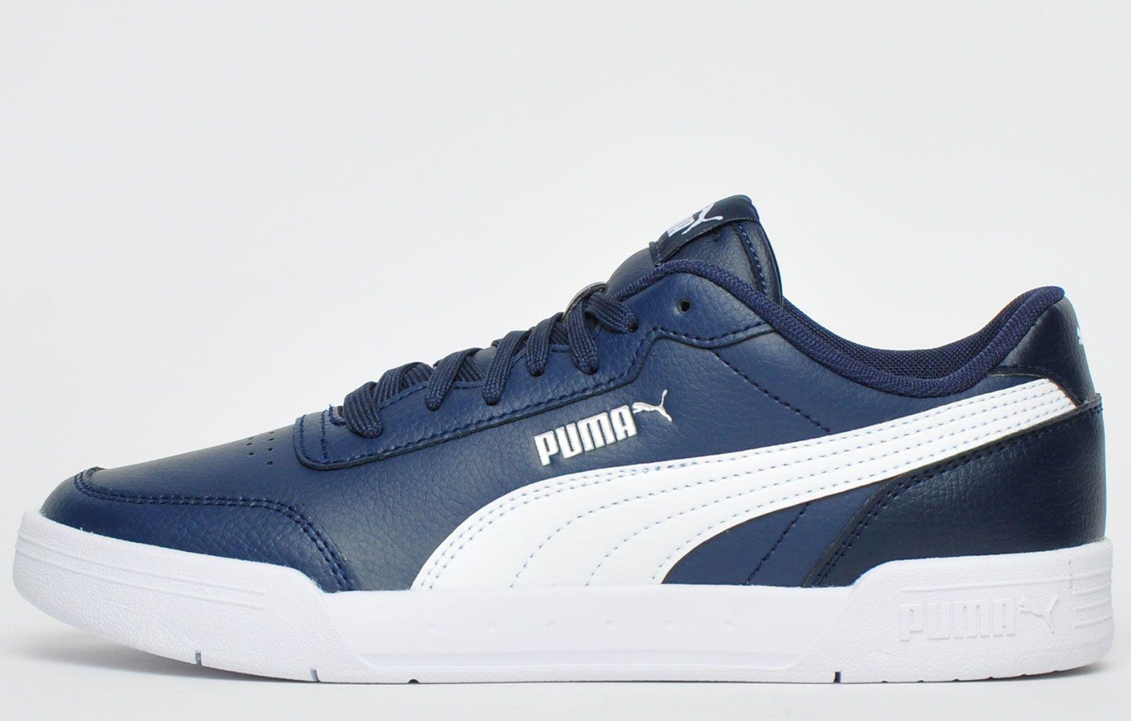 Puma Caracal Leather Mens