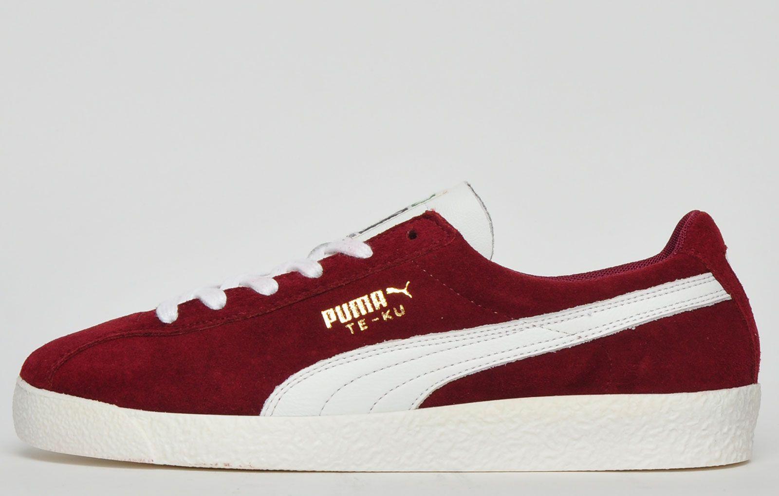 Puma Te-Ku Prime Vintage Mens