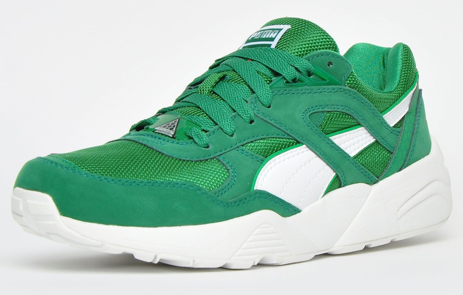 Puma Trinomic R698 Green Box Ltd Edition Mens
