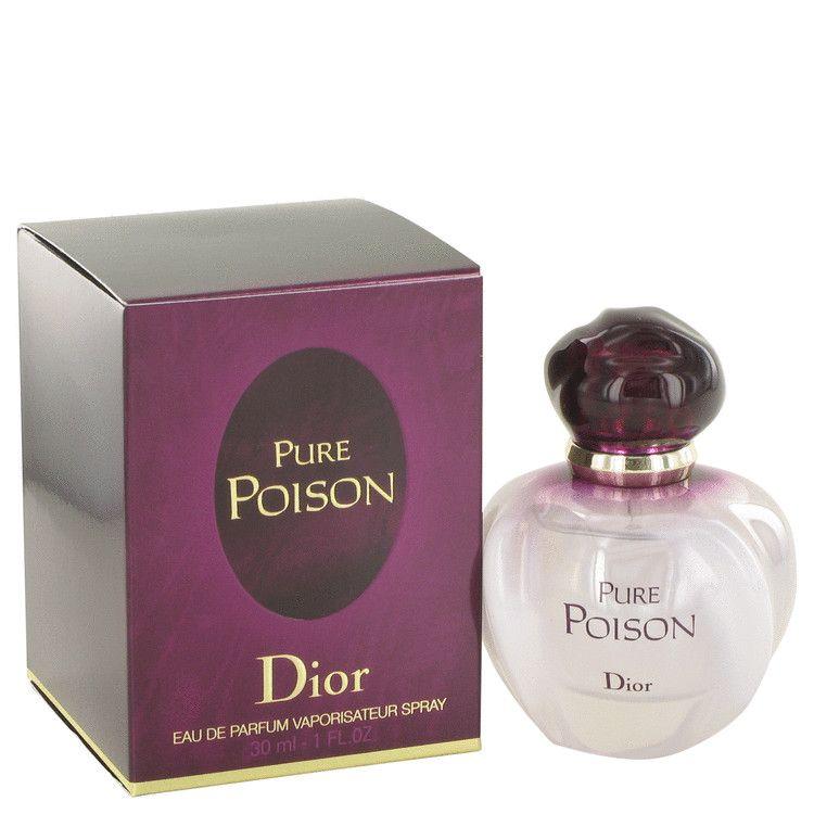 Pure Poison Eau De Parfum Spray By Christian Dior 30 ml