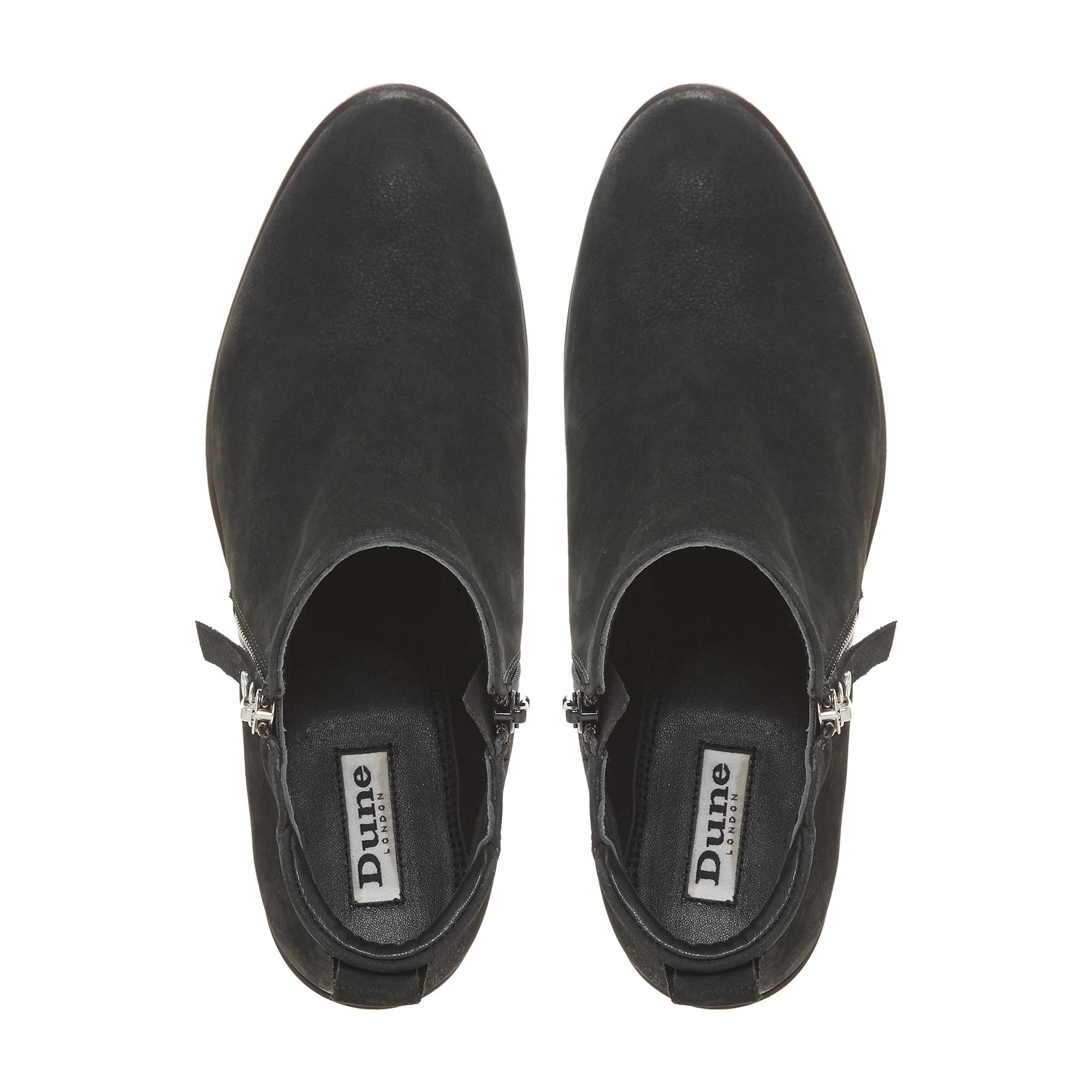 Dune Ladies PUTNAM Cropped Ankle Boots