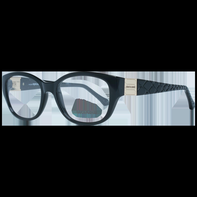 Roberto Cavalli Optical Frame RC0754 001 54 Women Black