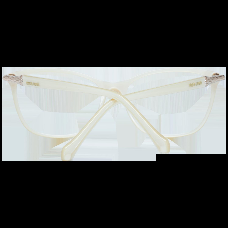 Roberto Cavalli Optical Frame RC0952 024 54 Women Pearl