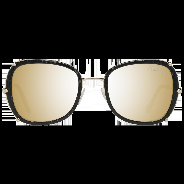 Roberto Cavalli Sunglasses RC1028 32C 56 Women Silver