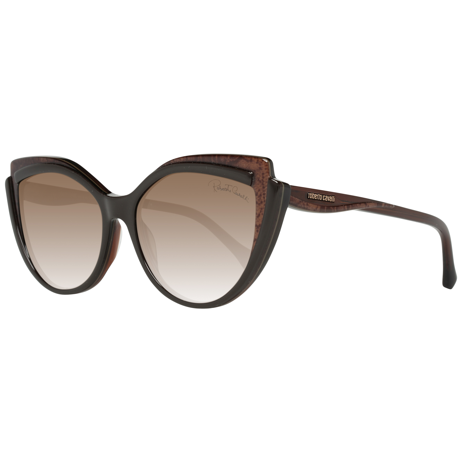 Roberto Cavalli Sunglasses RC1052 50G 58 Women Brown