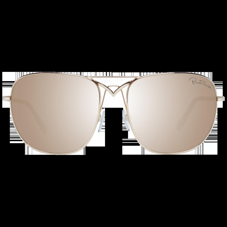 Roberto Cavalli Sunglasses RC1053 28G 59 Women Gold