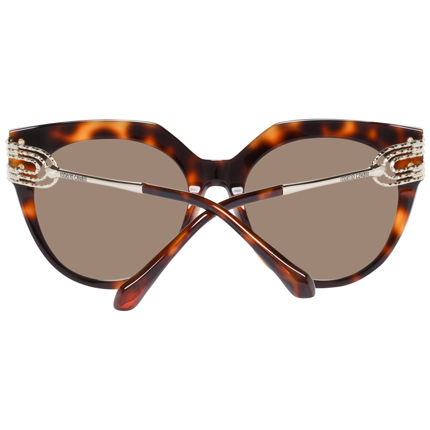 Roberto Cavalli Sunglasses RC1065 52G 56 Women Brown