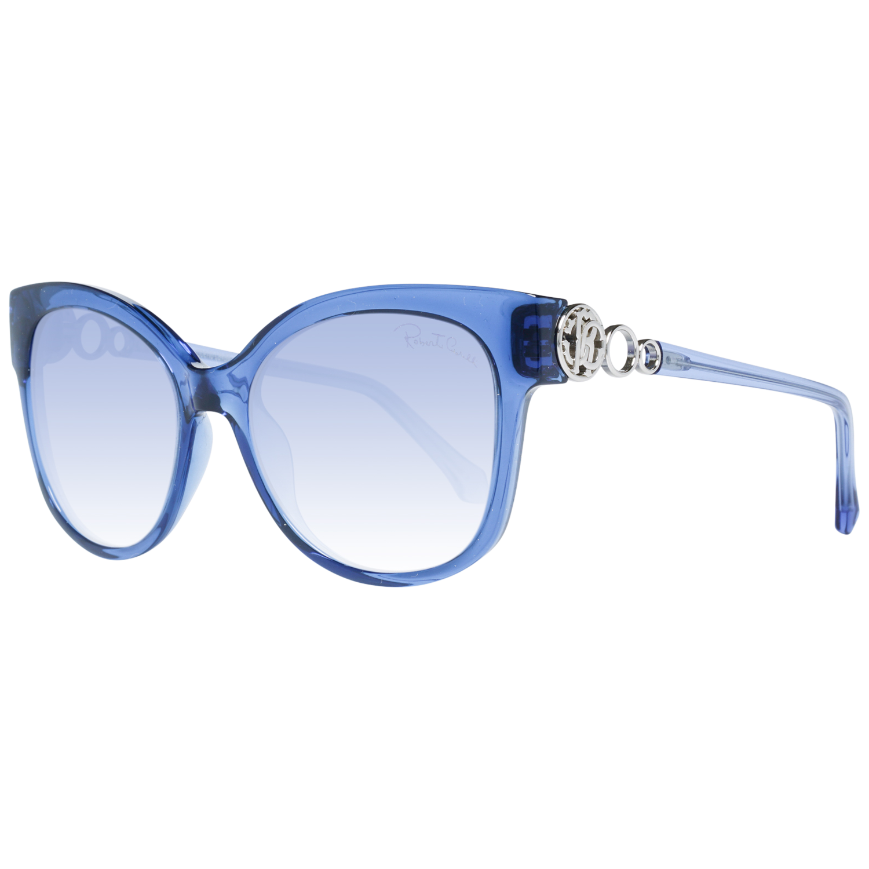 Roberto Cavalli Sunglasses RC1080 90X 53 Women Blue
