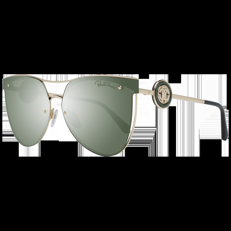 Roberto Cavalli Sunglasses RC1089 32N 65 Women Gold