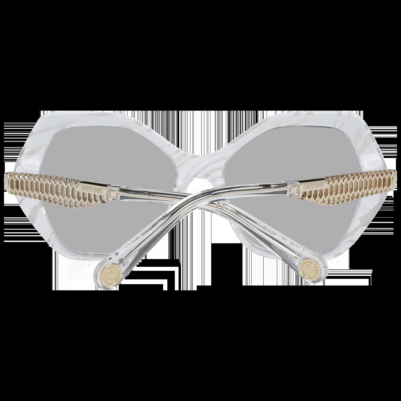 Roberto Cavalli Sunglasses RC1105 24C 57 Women Transparent