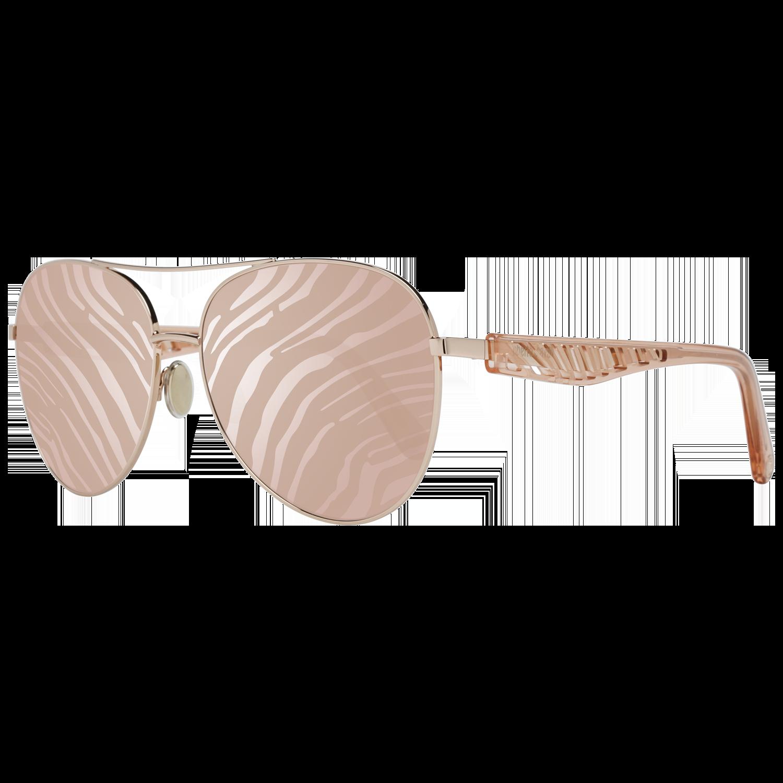 Roberto Cavalli Sunglasses RC1108 33U 61 Women Gold