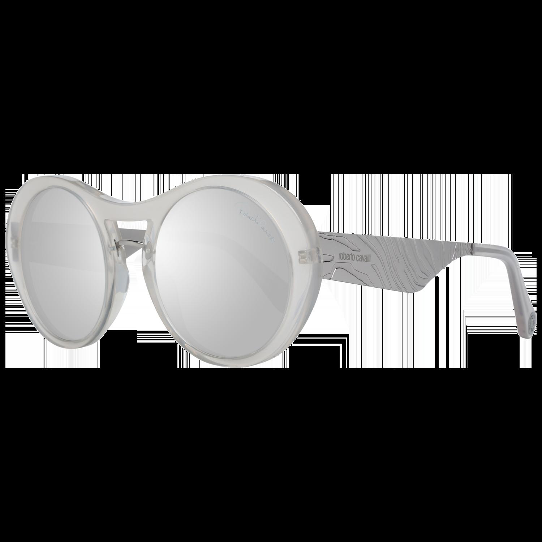 Roberto Cavalli Sunglasses RC1109 21C 53 Women Transparent
