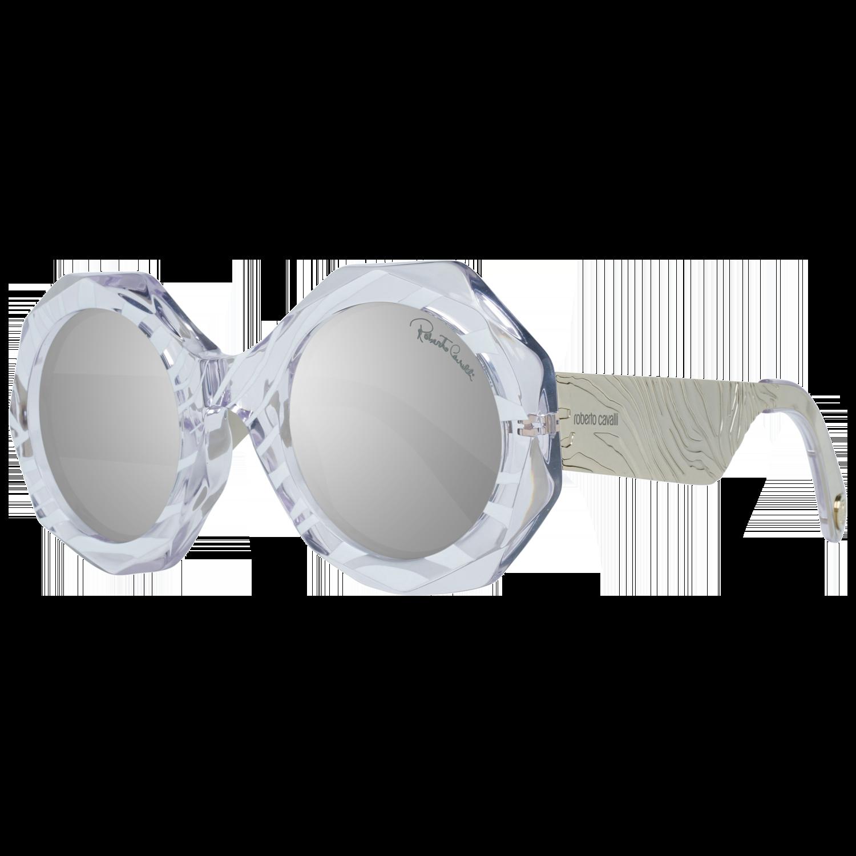 Roberto Cavalli Sunglasses RC1113 27C 53 Women Transparent