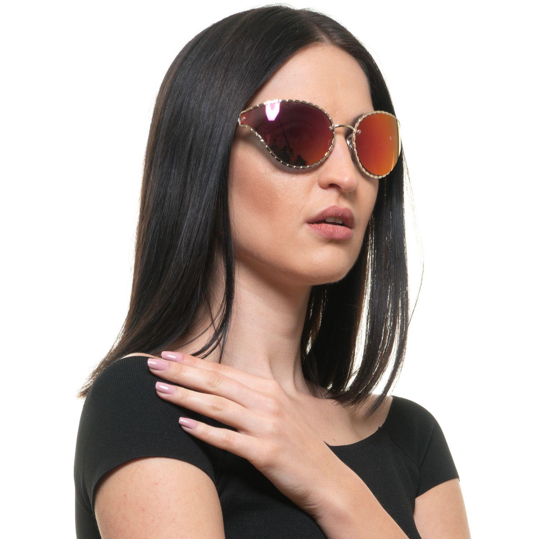 Roberto Cavalli Sunglasses RC1124 32U 71 Women Gold