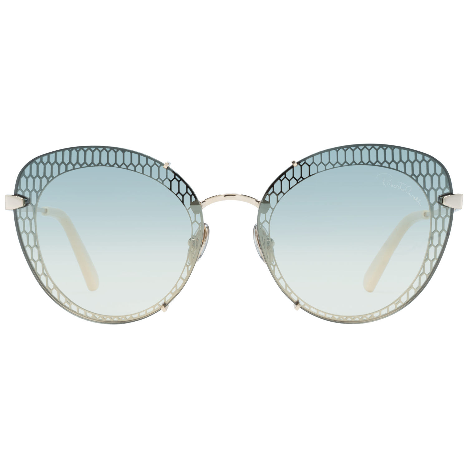 Roberto Cavalli Sunglasses RC1141 32Q 63 Women Gold