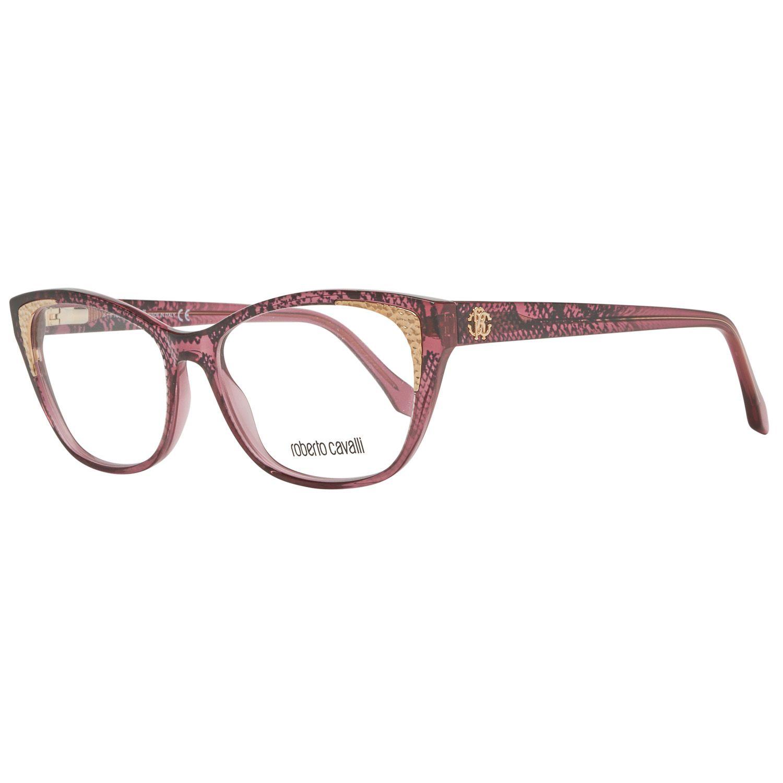 Roberto Cavalli Optical Frame RC5033 083 54 Women Purple