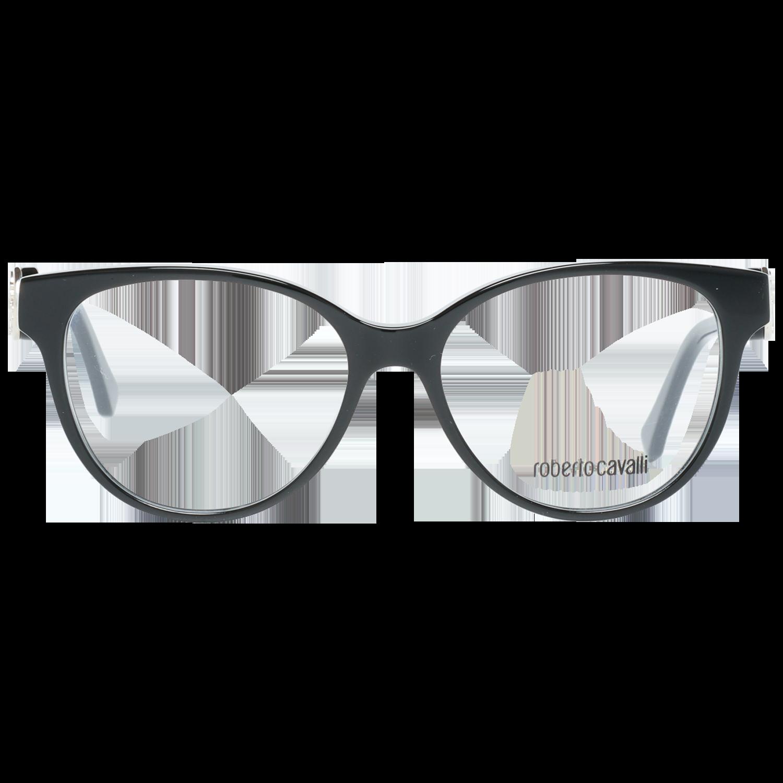 Roberto Cavalli Optical Frame RC5047 001 52 Women Black
