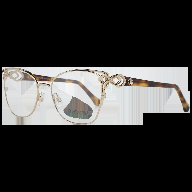 Roberto Cavalli Optical Frame RC5062 031 53 Women Gold