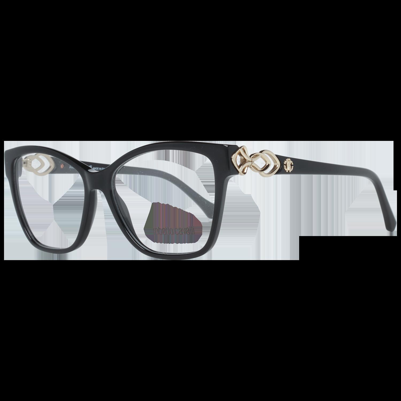 Roberto Cavalli Optical Frame RC5063 001 53 Women Black