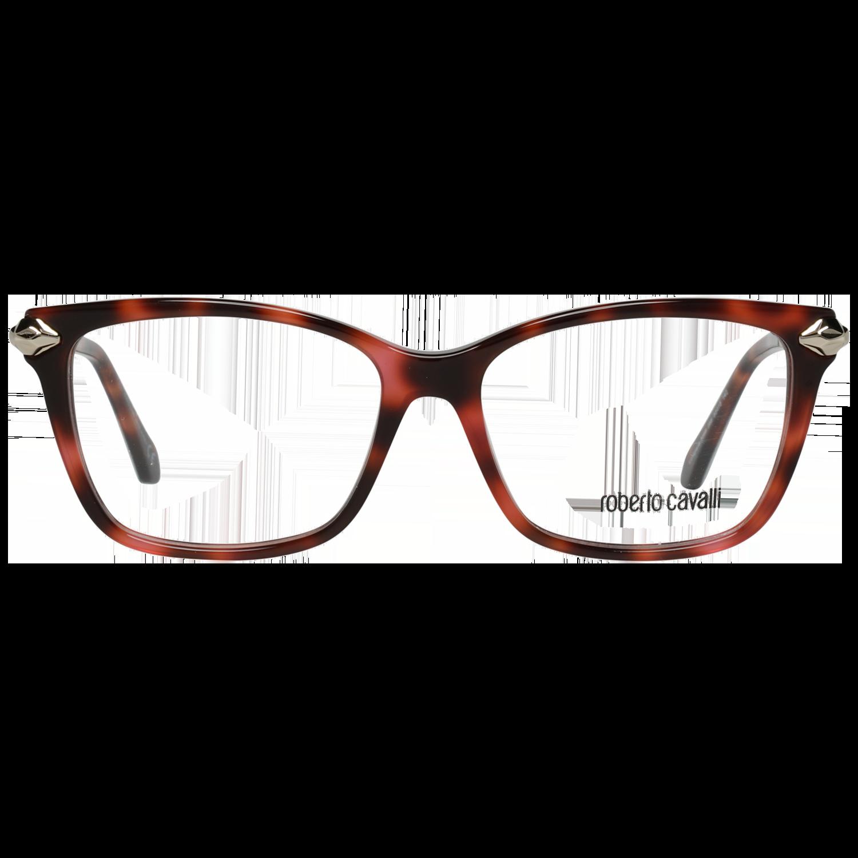 Roberto Cavalli Optical Frame RC5066 055 53 Women Brown
