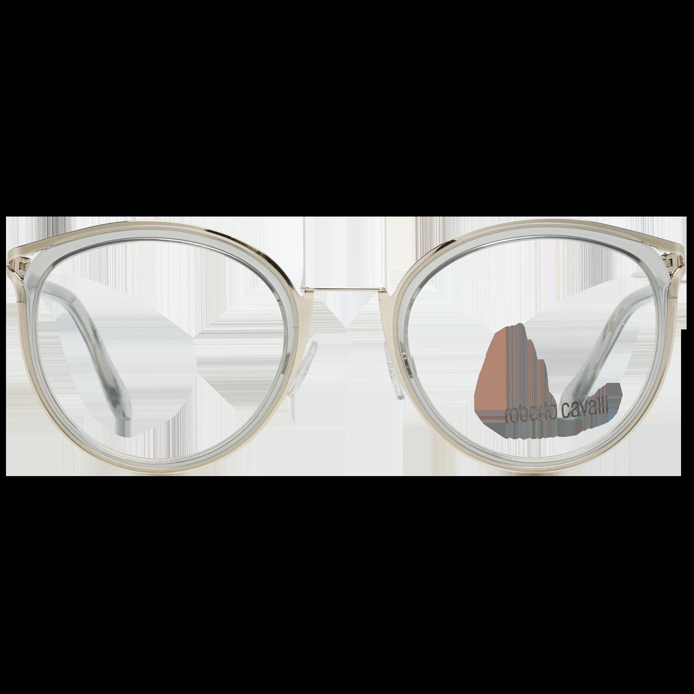 Roberto Cavalli Optical Frame RC5070 020 49 Women Silver