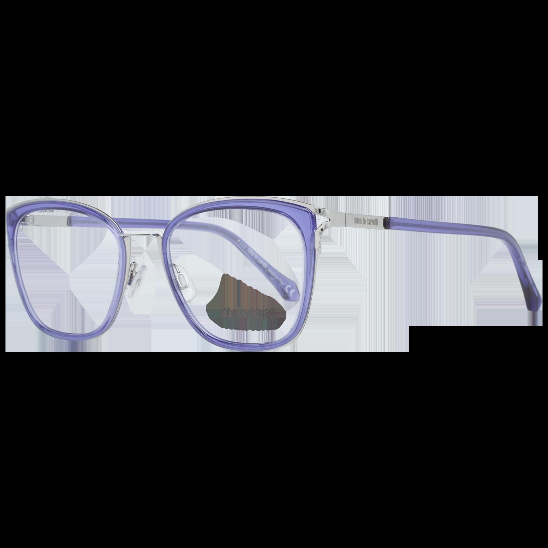 Roberto Cavalli Optical Frame RC5071 081 52 Women Silver