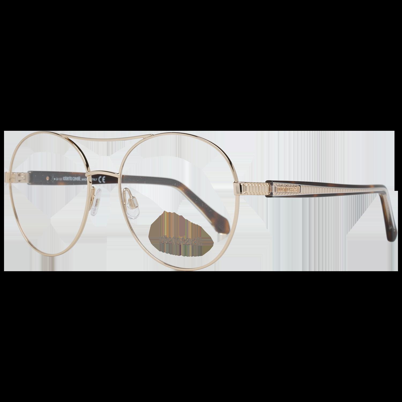 Roberto Cavalli Optical Frame RC5079 028 55 Women Gold