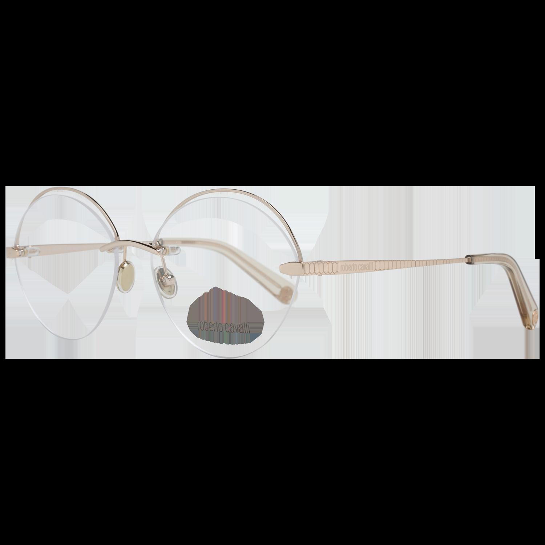 Roberto Cavalli Optical Frame RC5097 033 56 Women Rose Gold