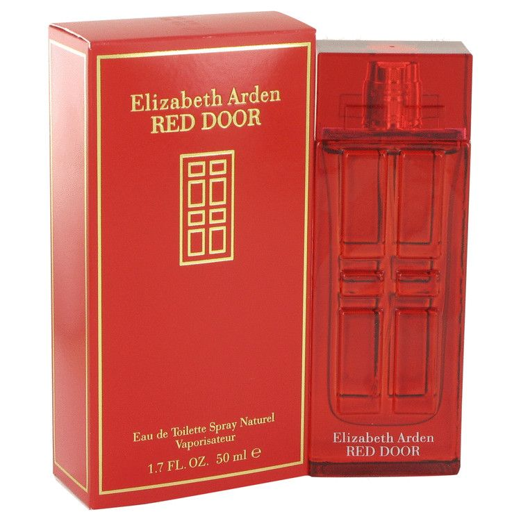 Red Door Eau De Toilette Spray By Elizabeth Arden 50 ml