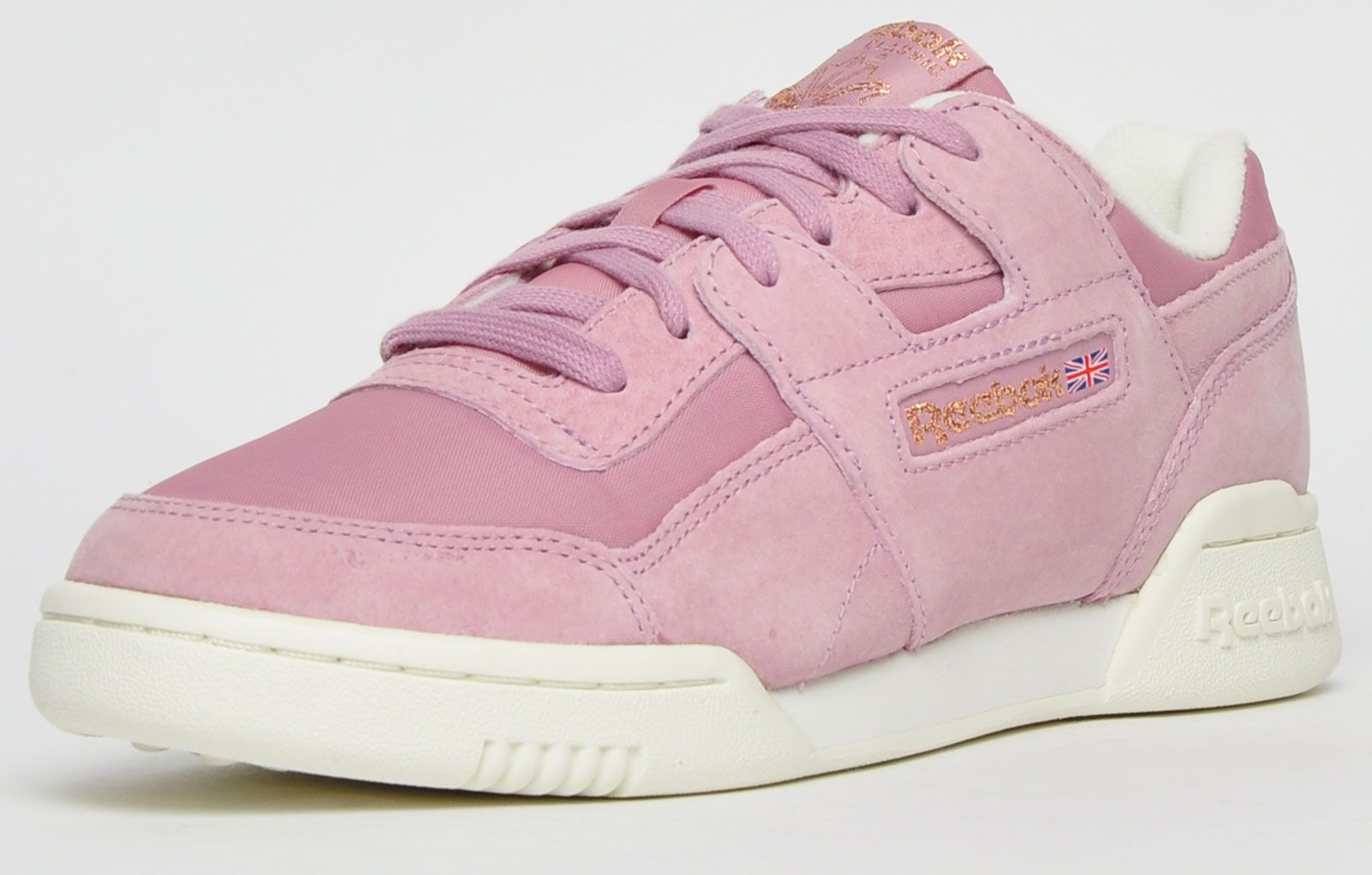 Reebok Classic Workout Lo Plus Womens